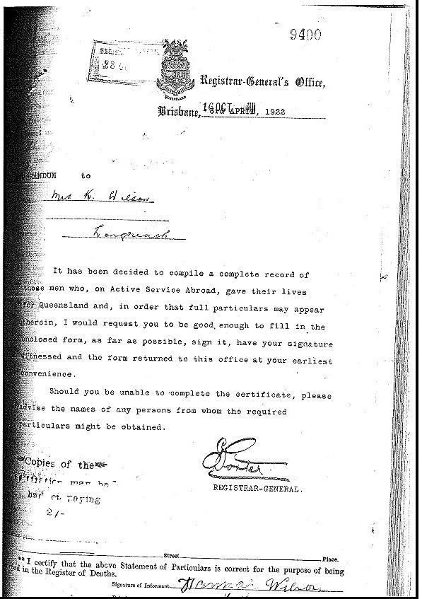Porter letter1