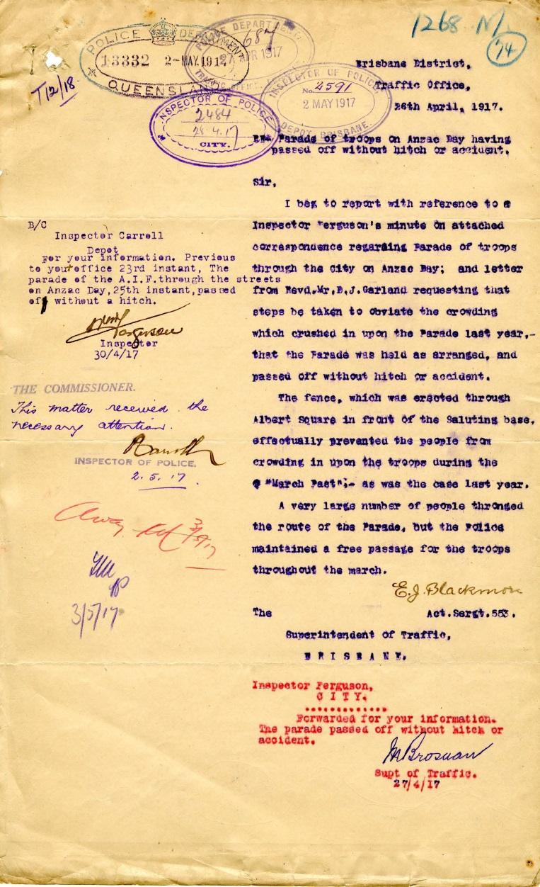 Letter 1917