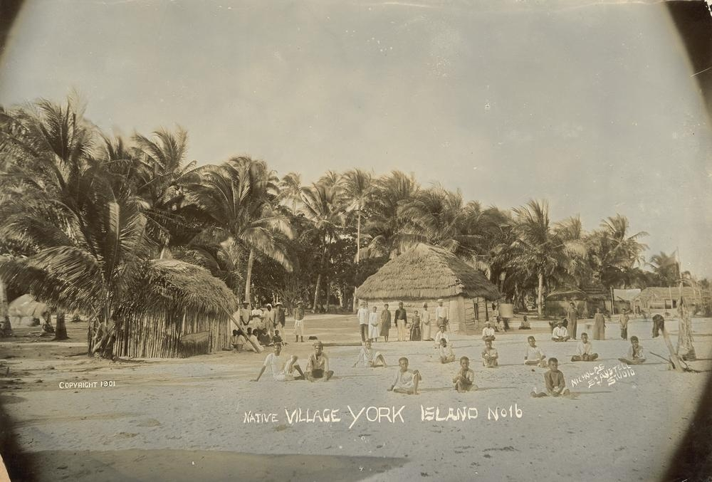 Village-on-Yorke-Island-Queensland-1901[1]