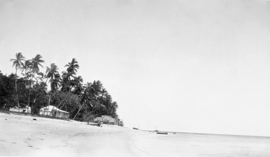 ITM 1443444 1911 Teacher's House, Murray Island
